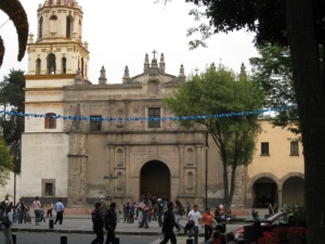 Cathedral of Coyoacan