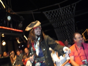 more captain hook cancun pirate cruise